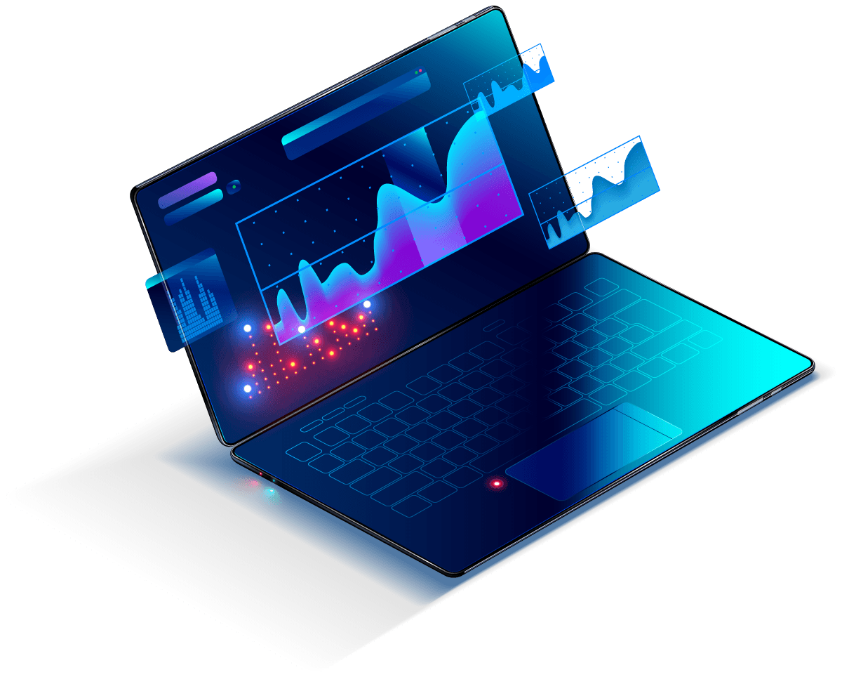Computer with Graphs